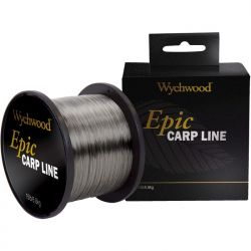 WYCHWOOD Epic Fluorocarbono 12lb 0.33mm 5.4kg 1135m