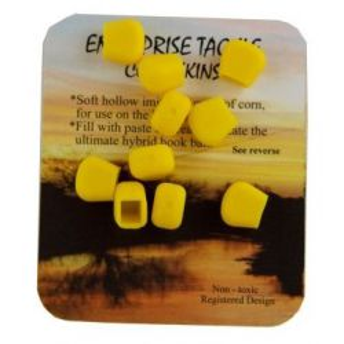 Enterprise corn skins amarillo 10uds (pieles de maíz)