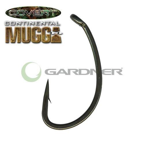 Gardner Anzuelos Covert Continental Mugga nº6