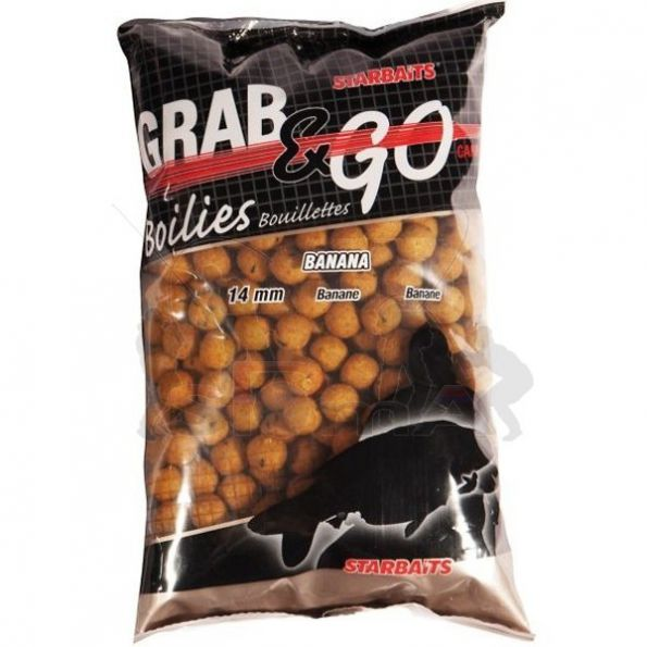 Starbaits Grab&Go Banana 20mm 1kg