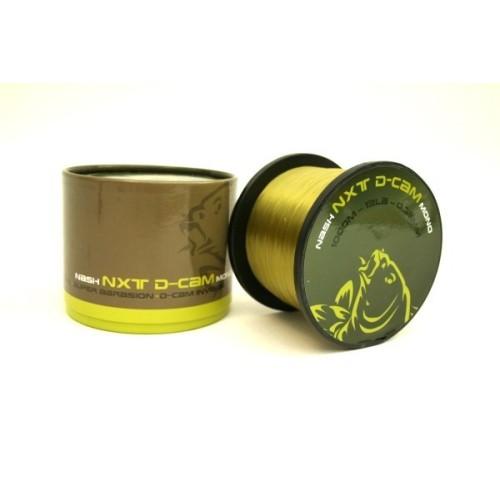 Nash  NXT  D-CAM Mono 15lbs 0.38mm 1000mt (novedad 2012)