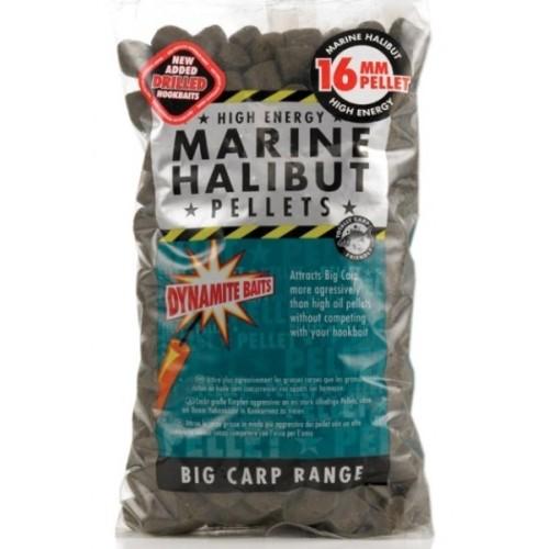 Dynamite Bait Pellet marine halibut 6mm 900gr