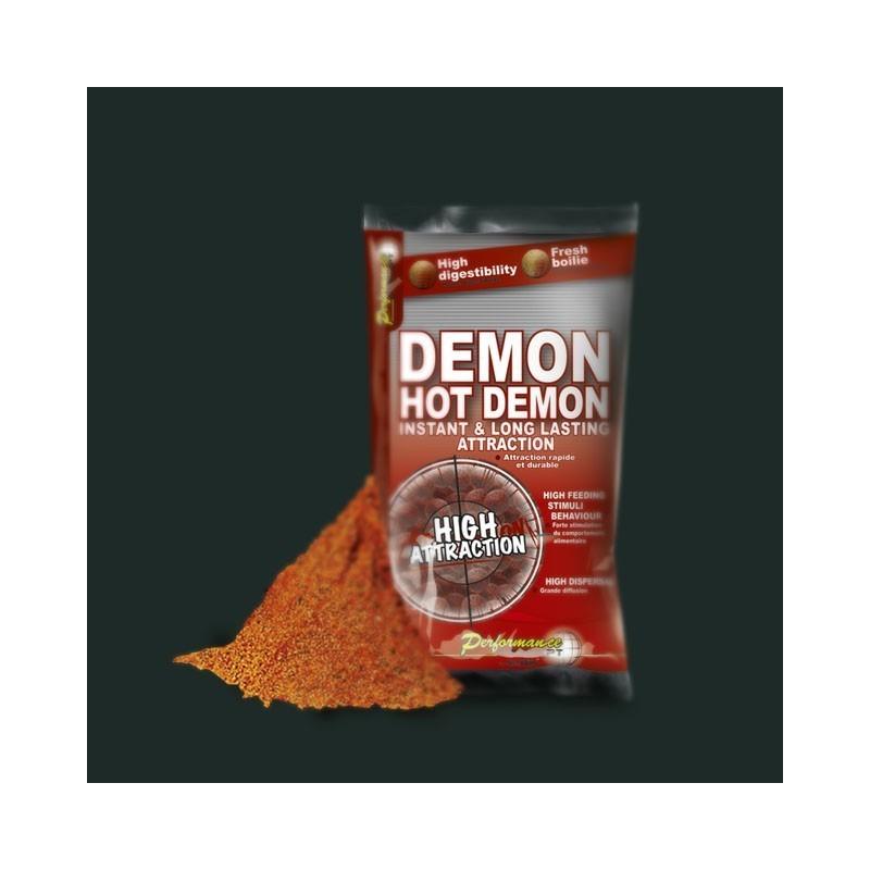 Starbaits Performance Concept Hot Demon stick mix 1kg