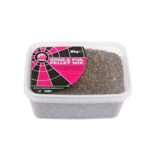 Mainline Pellet Mix Spod&Pva cubo 2kg
