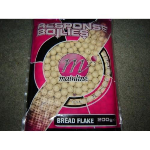 Mainline Response Boilies Bread Flake 200gr (PAN)