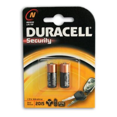 Duracell Pack 2unid Alkaline LRV01 (1.5v) (Alarmas Fox)