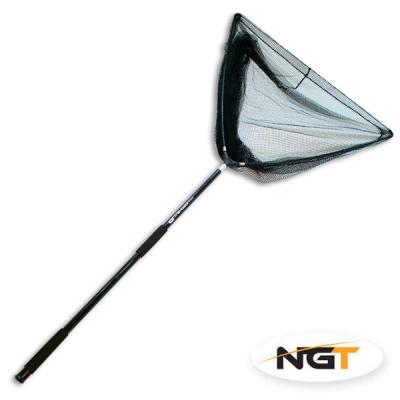 """NGT Sacadera 42"""" (107cm ancho) Mango telescopico"""
