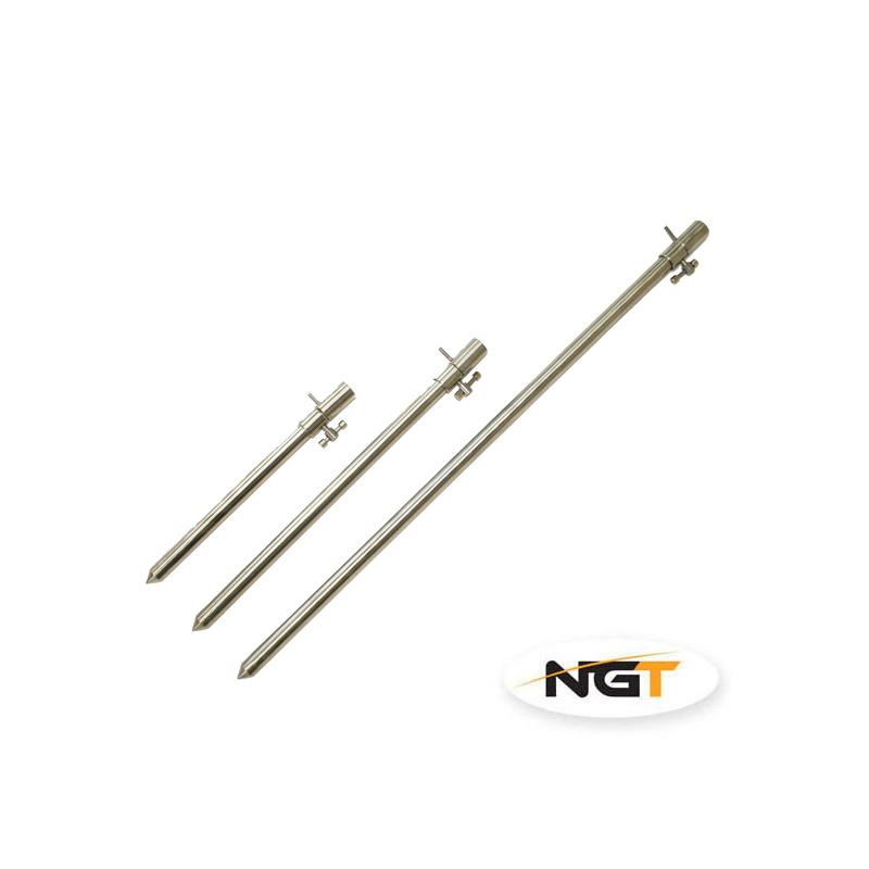 NGT Pica de acero Extensible de 50-90cm Bankstick