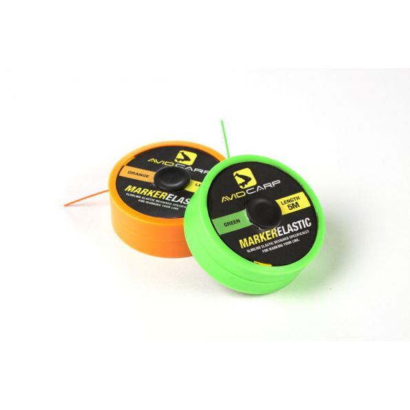 Avid Carp Goma Marcadora Naranja (Marker elastic)