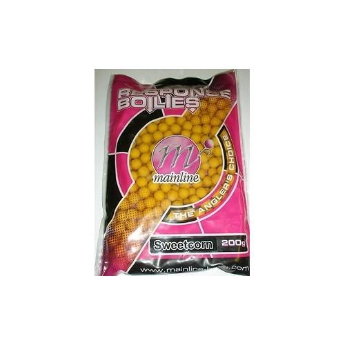 Mainline Response Boilies 10mm 200gr Maiz