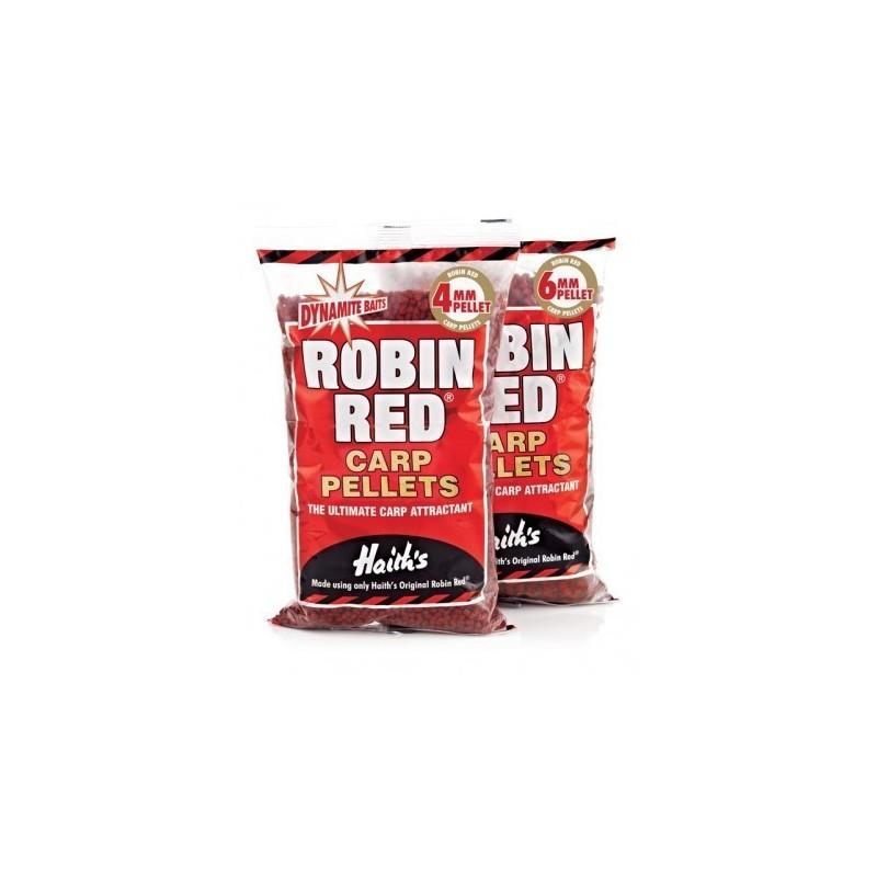 Dynamite carp Pellets robin red 6mm 900gr (novedad )
