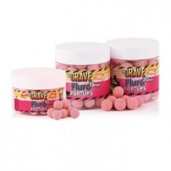 Dynamite The Crave Rosa Fluro Pop-ups 15mm