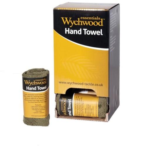 Wychwood Toalla de Mano verde (Hand Towel)