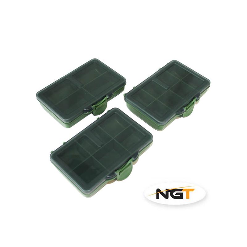 NGT Caja accesorios 3 compartimentos
