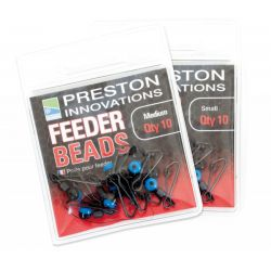 Preston feeder Beads Medium 10unid