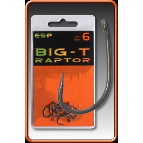 E.S.P. Anzuelo Raptor Big-T Numero 4