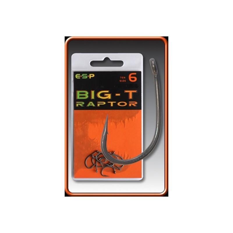 E.S.P. Anzuelo Raptor Big-T Numero 8