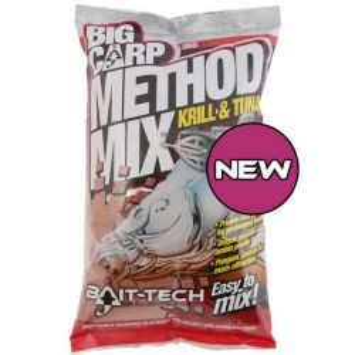 Bait-Tech Engodo Krill&atun 2kg