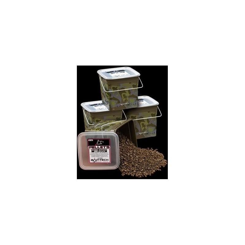 Bait-Tech Cubo Camo 3kg Pellets Mixed Feed