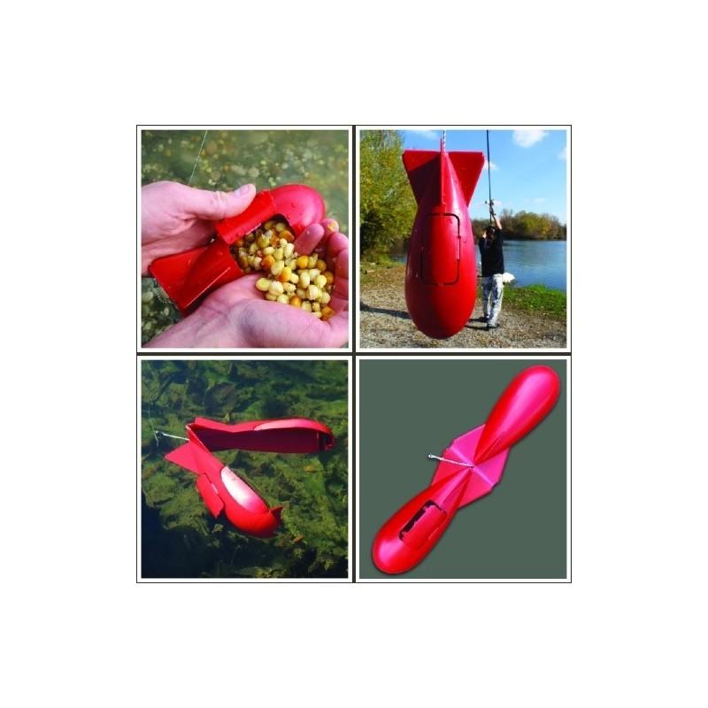 Red Mamma Bait Rocket (NOVEDAD) Cohete cebador