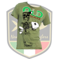 Hotspot Camiseta OLD SCHOOL Talla L