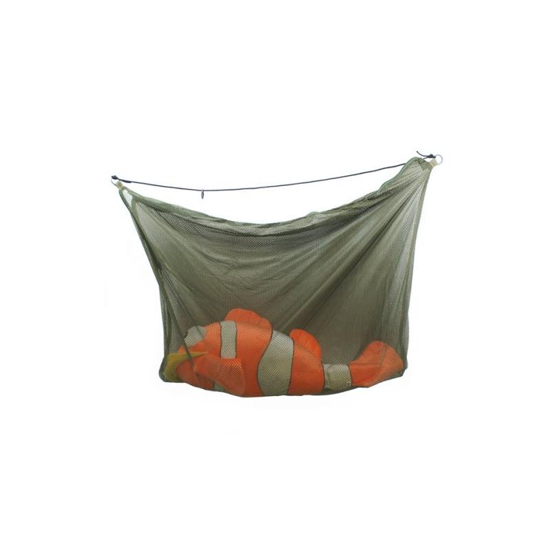 NGT, Saco de retención carpa con cuerda y cremallera