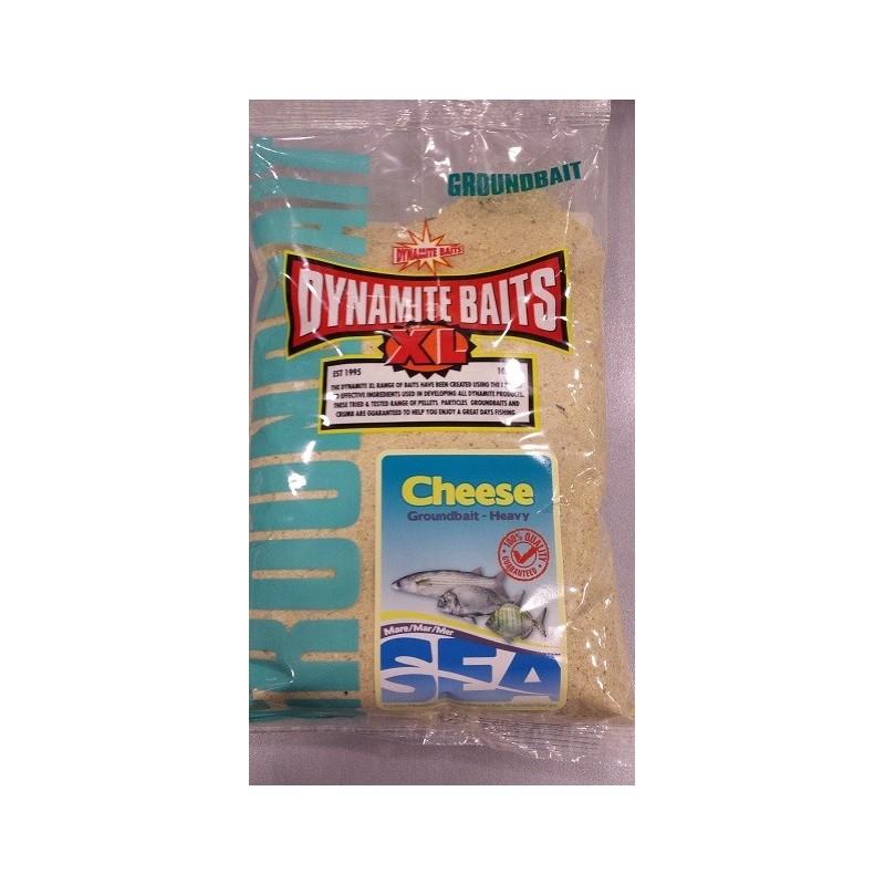 Dynamite Engodo de QUESO 1KG (saltwater Baits)