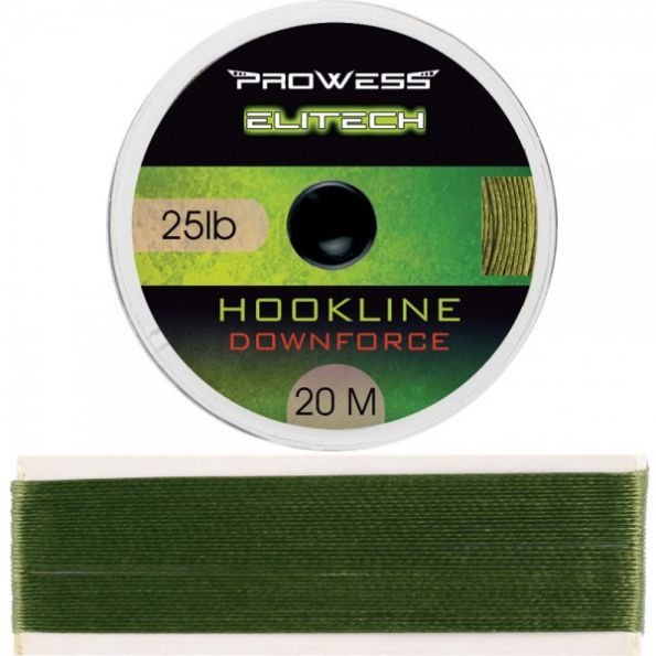 Prowess Trenzado Downforce 25lb/20m verde