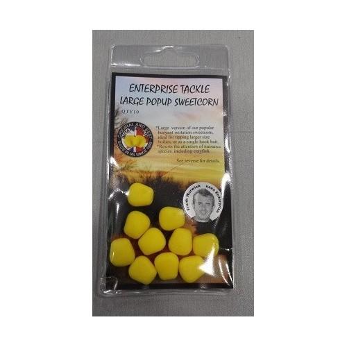 Enterprise Maiz amarillo Largue flotante 10unid (novedad)