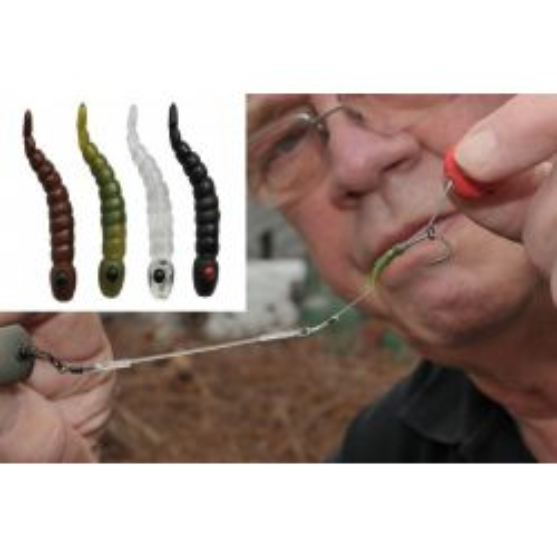 CARP`R`US Line aligner Mouthsnagger corto Verde 8unid
