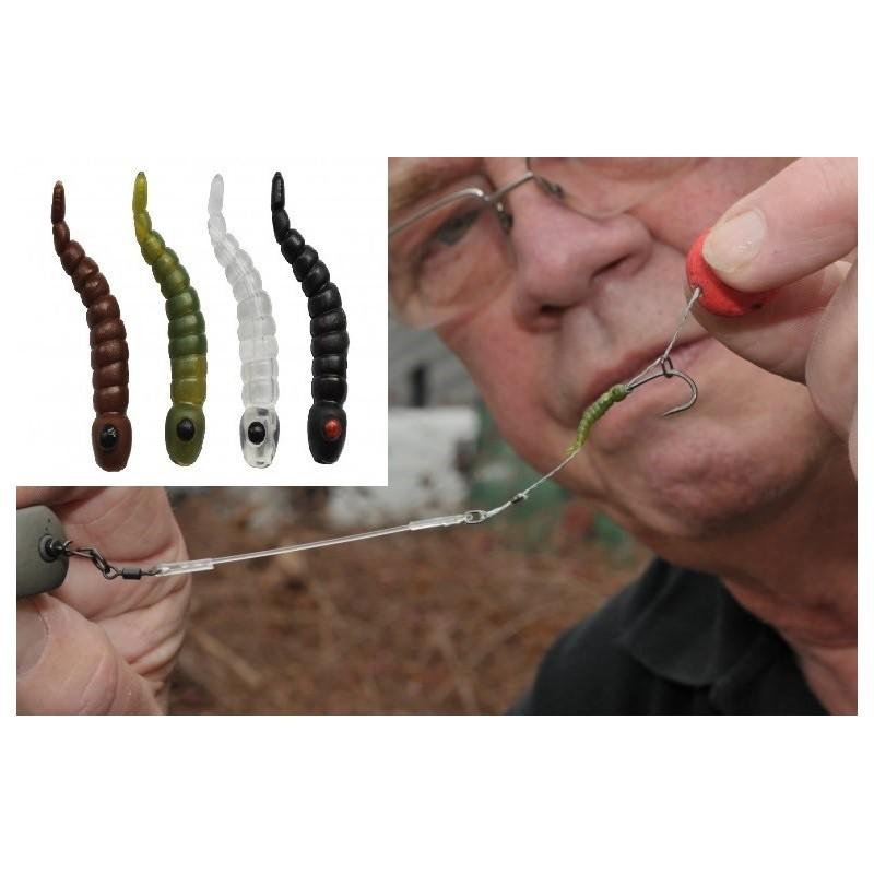 CARP`R`US Line aligner Mouthsnagger corto transparente 8unid
