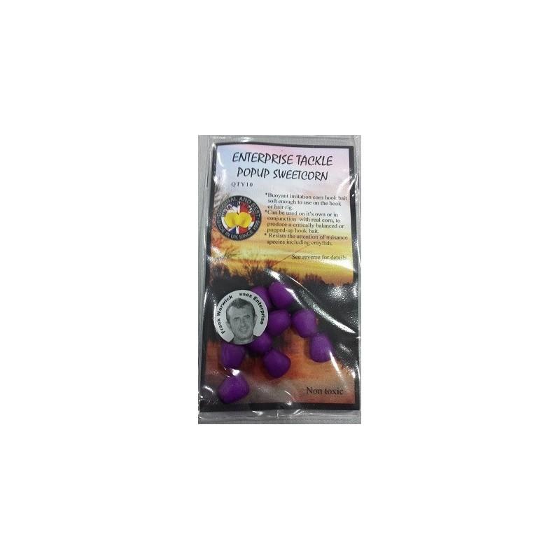 Enterprise Maiz LILA flotante 10unid (pop up sweetcorn)