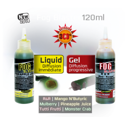 Funfishing Fog Blaster Monster Crab Verde