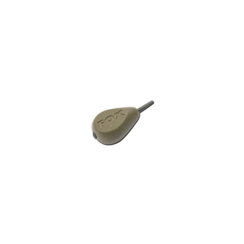 Fox Plomo pera plano en linea 3oz/85gr