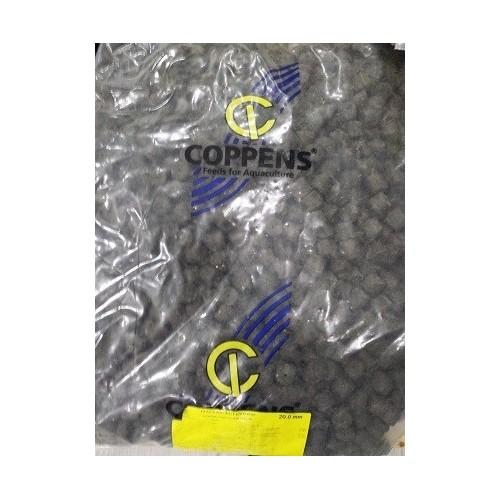 Coppens Saco Pellet Halibut 20mm Negro 20kg