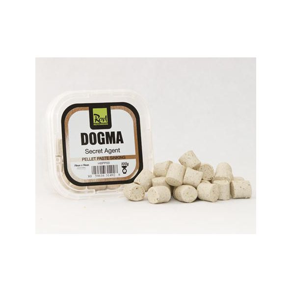 Rod Hutchinson Pellet Blandos Secret Agent 14x14mm (Dogma Paste)