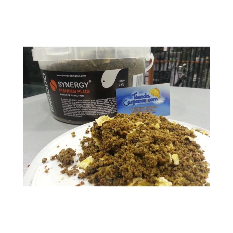 Synergy Engodo Preparado Amarillo cubo 2,5kg