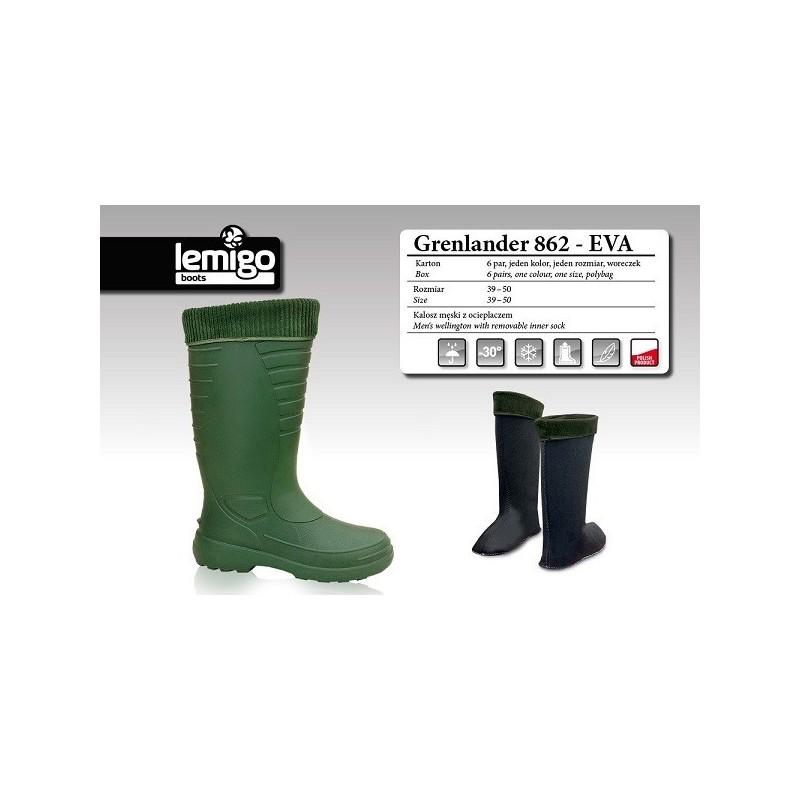 Lemigo Botas Grenlander Talla-42