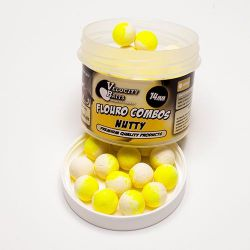 Velocity Combo Boilie Pop-ups 14mm Nutty (nuez)