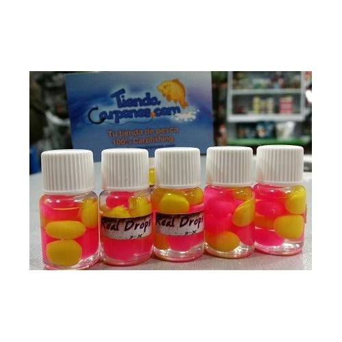 Real Drops Maiz Amarillo&Rosa flotante en aroma 3X 8 unid