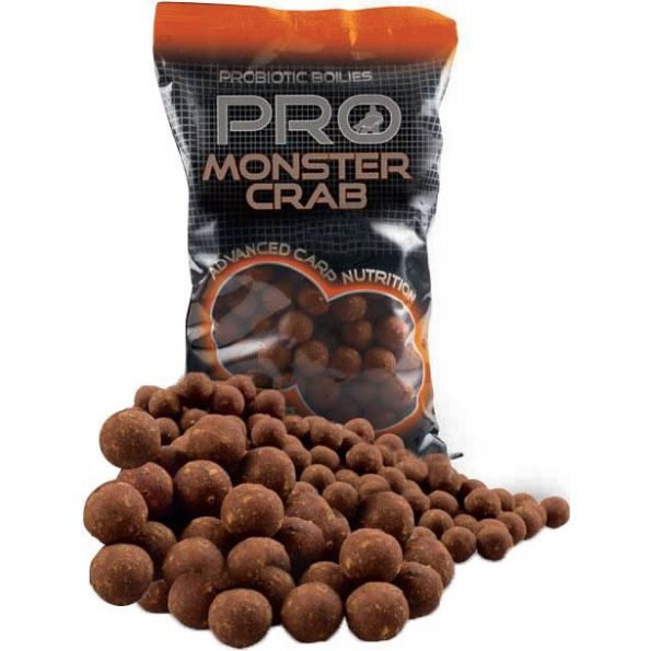 Starbaits Probiotic MonsterCrab 20 mm 1kg (Cangrejo)