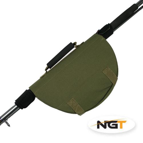 NGT Protector carrete con sujeta cañas (527)