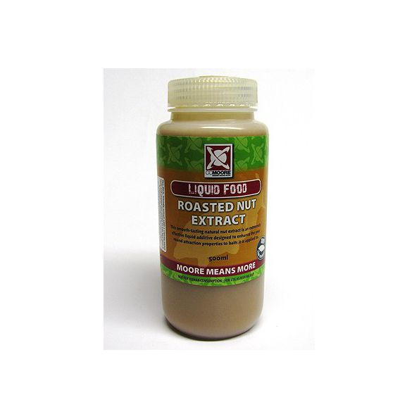 CCMoore Extracto 500ml Nuez Tostada (roasted peanut