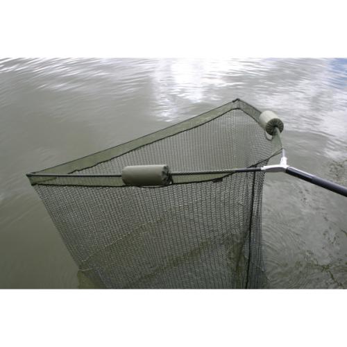 """NGT Sacadera 42"""" Verde con Dual Net Float System y Metal 'V'"""