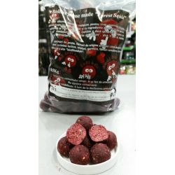 Dudibait Boilies 20mm Forest Squid 1kg