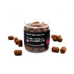 Sticky Baits Dumbell THE KRILL 16mm 130gr