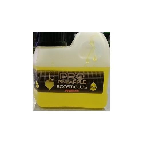 STARBAITS PRO PINEAPPLE BOOST /GLUG 500ml (piña)