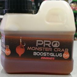 STARBAITS PRO Monstercrab BOOST /GLUG 500ml (cangrejo)