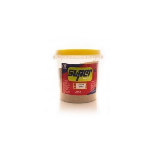 Super Baits Cubo Engodo 2,5kg Chufa