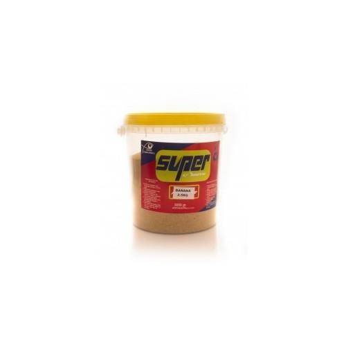 Super Baits Cubo Engodo 2,5kg Banana